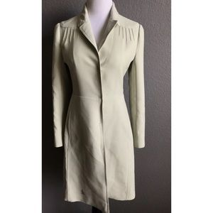 Vintage Valentino trench Coat long dress jacket
